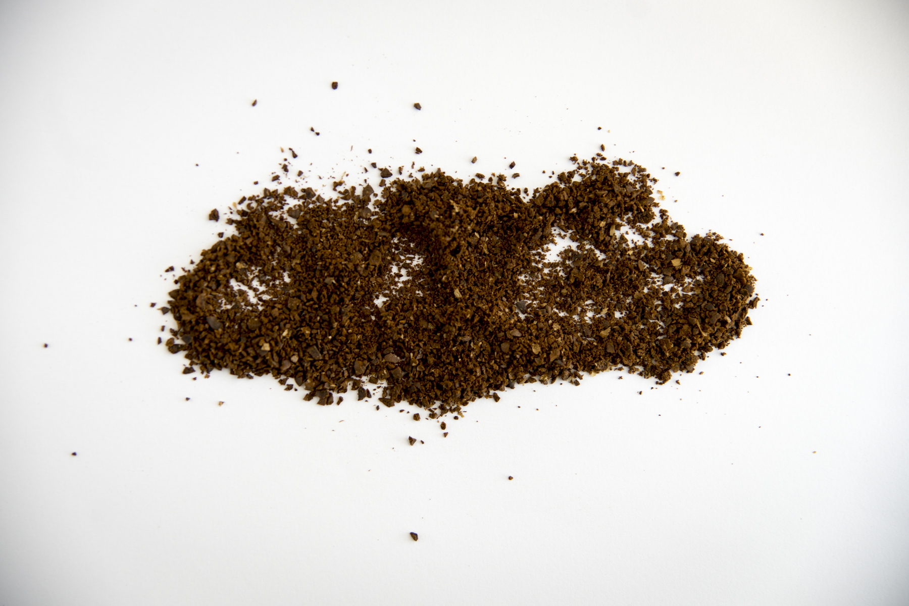 Medium grind of Wilfa