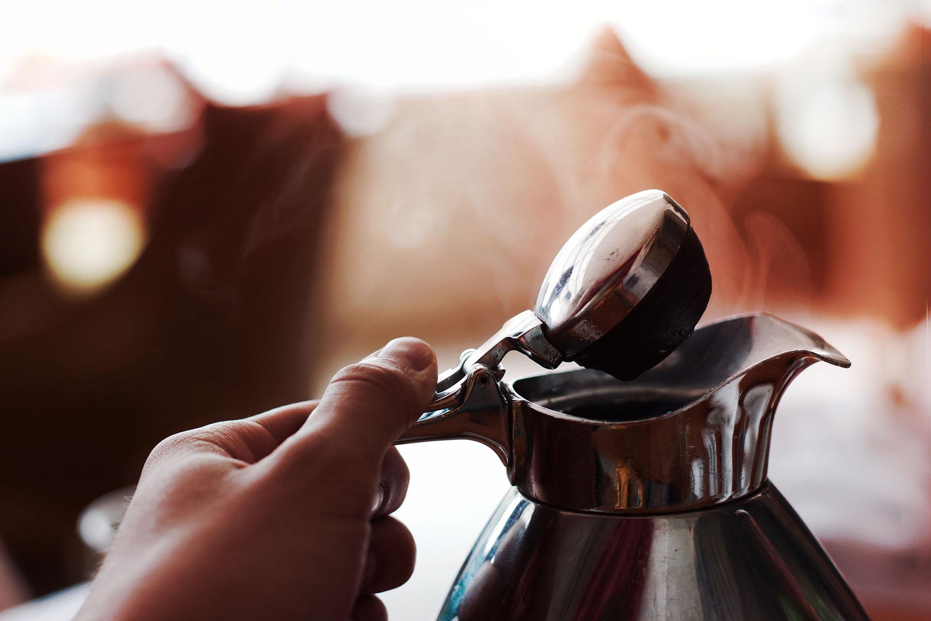 temperatura kawy