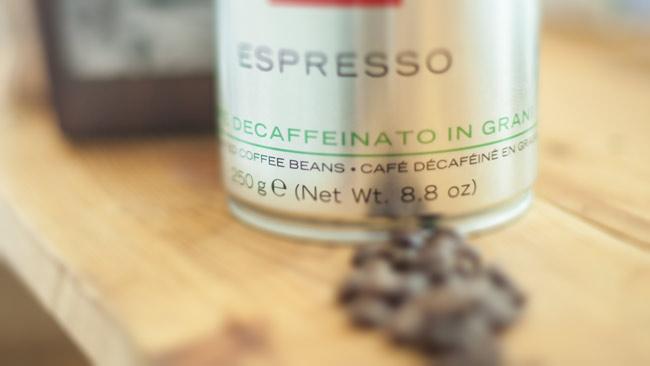 kawa bezkofeinowa illy