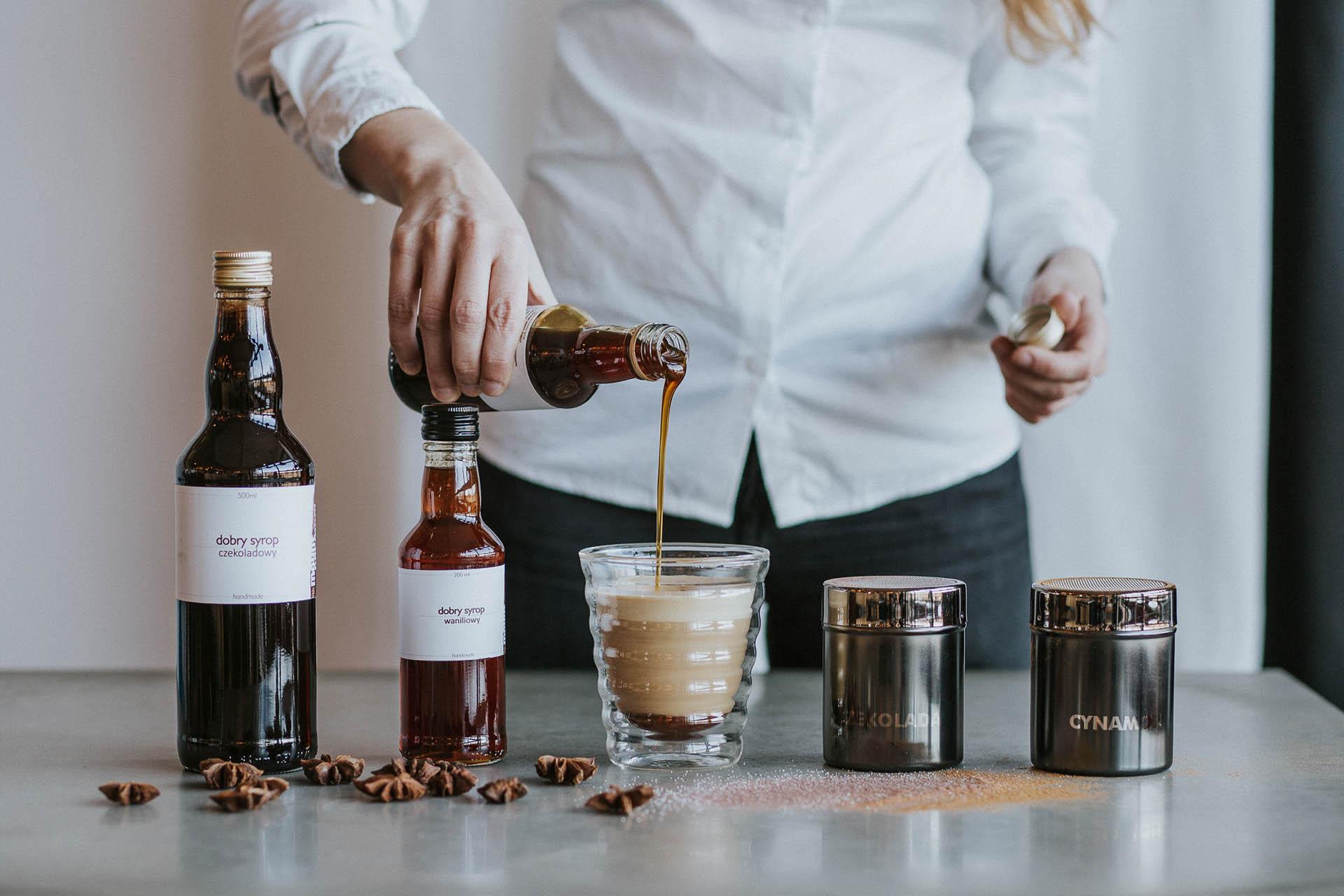 kawa smakowa syrop do kawy