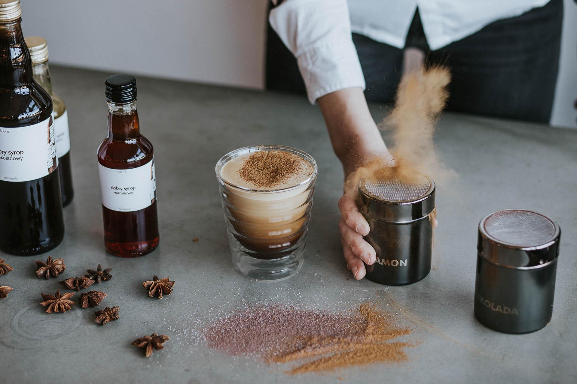 przyprawy do kawy