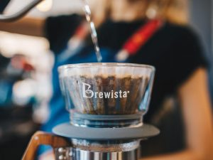 Brewista Flat Bottom Glass Dripper