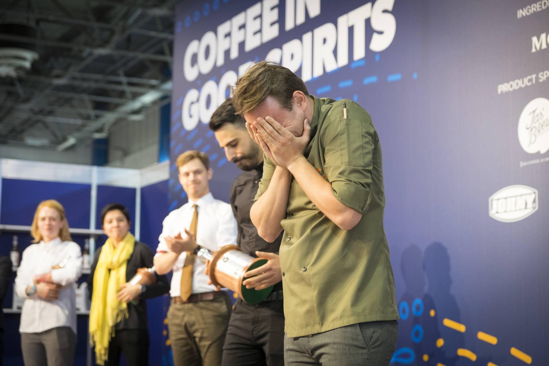 world of coffee coffee in good spirits 2017