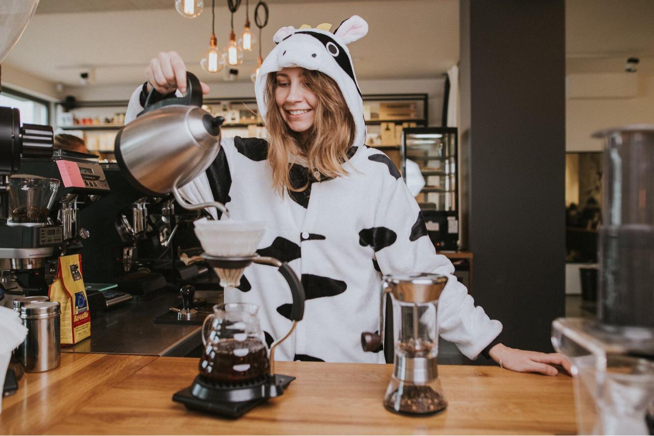 paulina władzińska coffeedesk