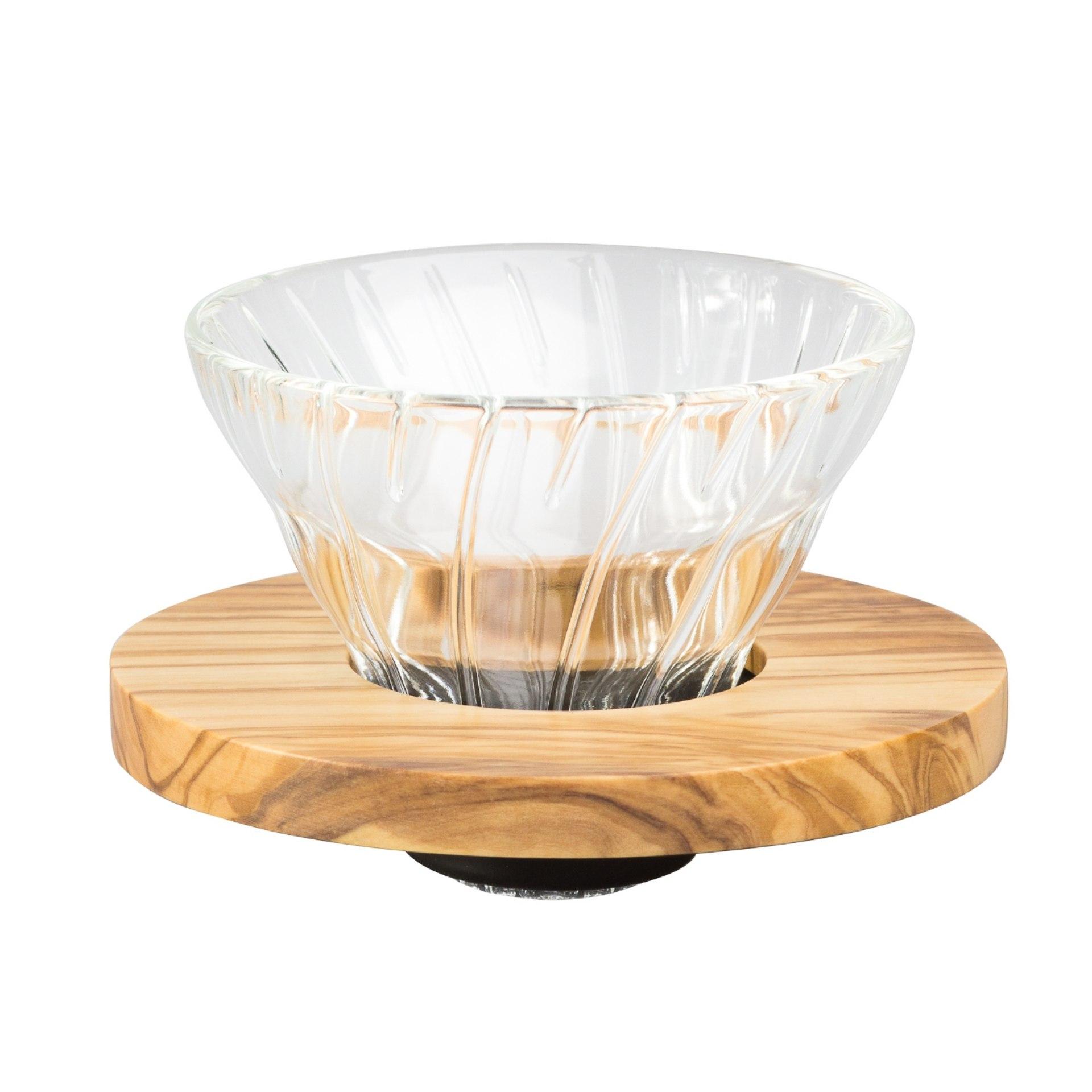 hario v60 olive wood
