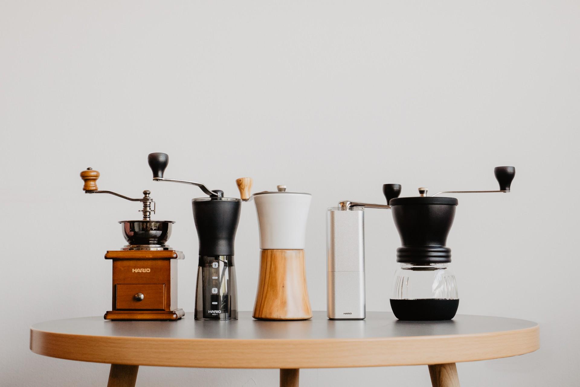 młynek do kawy hario