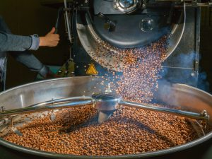 How is the coffee roasted? The basics of coffee roasting