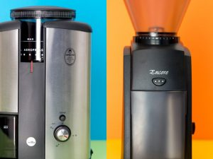 Ready, set, grind! – comparison of Baratza Encore and Wilfa Svart grinders