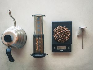 Hario scales comparison: DRIP SCALE and METAL DRIP SCALE