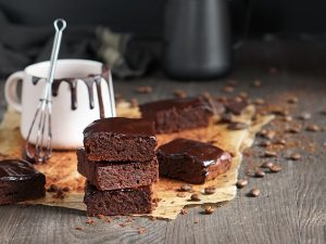 Espresso brownie - a chocolate treat with a superpower!
