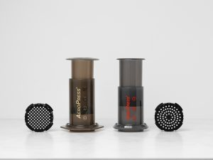 Aeropress Go vs. Aeropress - comparison