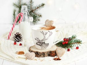 Winter coffee recipes to keep you warm this season!