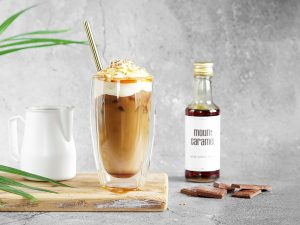 Iced coffee – a recipe for our favorite drink with ice cream!