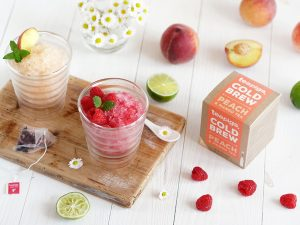 Tea granita - our three juicy recipes!