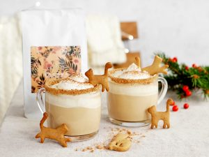 How to make homemade gingerbread coffee? Here's the recipe!
