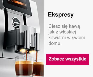 Ekspresy Jura w Coffeedesk