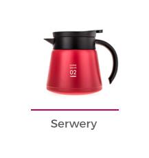 Serwery do kawy - Hario