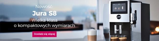 Ekspres Jura S8 najbardziej zaawansowany ekspres do zastosowań domowych i biurowych