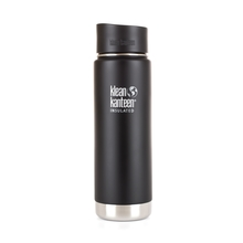 Klean Kanteen Wide Insulated Shale Black 592ml - Czarny mat
