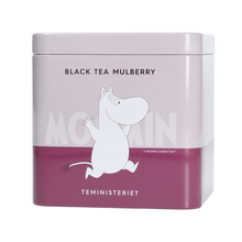 Moomin Black Tea Mulberry 100g (outlet)