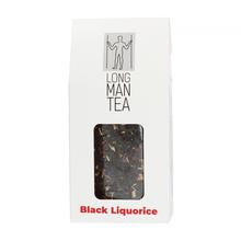 HERBATA MIESIĄCA: Long Man Tea - Black Liquorice - Herbata sypana - 80g