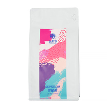 HAYB Się Przelewa Kwiat FIL 500g, kawa ziarnista (outlet)