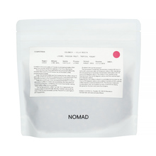 Nomad Colombia Cauca Villa Rosita Lychee Process Washed FIL 200g, kawa ziarnista (outlet)