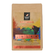 Rocket Bean Colombia Quindio Rum Aged FIL 200g, kawa ziarnista (outlet)
