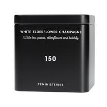 Teministeriet - 150 White Elderflower Champagne - Herbata Sypana 50g