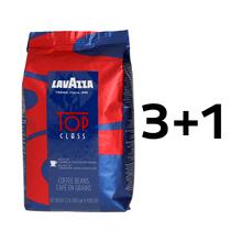 3+1 Gratis: Lavazza Top Class 1kg