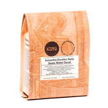 Kaffe 2009 - Kolumbia Excelso Huila Swiss Water Decaf - Kawa bezkofeinowa