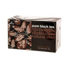 Vintage Teas Pure Black Tea - 30 torebek