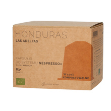 COFFEE PLANT - Honduras Las Adelfas - 26 kapsułek