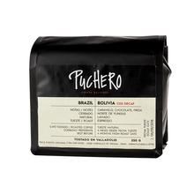 Puchero - Brazil Cerrado + Bolivia Yungus Espresso Decaf - Kawa bezkofeinowa