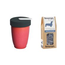 Zestaw Kubek Loveramics Nomad + Herbata Teapigs