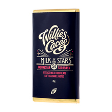 Willie's Cacao - Czekolada 54% - Milk of the Stars Indonezja 26g