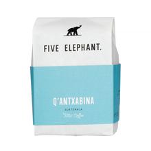 Five Elephant - Guatemala Q'antxabina