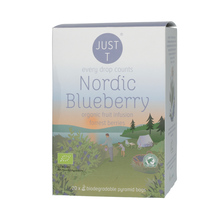Just T - Nordic Blueberry - 20 Torebek