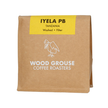 Wood Grouse - Tanzania Iyela Peaberry Filter