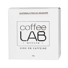 Coffeelab Gwatemala Finca El Aguacate Huehuetenango Washed FIL 250g, kawa ziarnista (outlet)