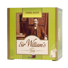 Sir William's - Yerba Mate - Herbata 50 saszetek