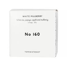 Teministeriet - 160 White Mulberry - Herbata Sypana 50g - Opakowanie Uzupełniające