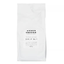 Audun Coffee - Drip no. 1 Rwanda Nyamagabe 1 kg
