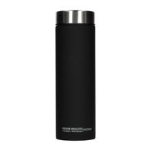 Asobu - Le Baton Czarny / Srebrny - Butelka termiczna 500 ml