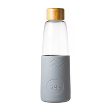Sol - Szara butelka + Wycior + Etui
