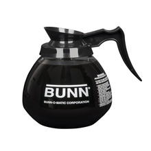 Bunn Black Handle Glass Decanter -  Dzbanek szklany 1,9 L - 3 sztuki