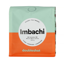 Double Shot Colombia Imbachi Washed FIL 350g, kawa ziarnista (outlet)