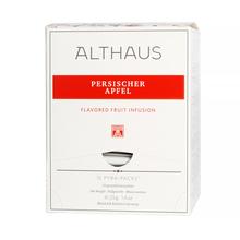 Althaus - Persischer Apfel Pyra Pack - Herbata 15 piramidek