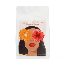 COFFEE PLANT - Kolumbia Las Flores
