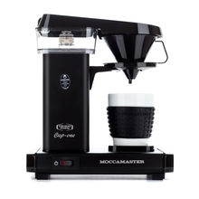 Moccamaster Cup-One Coffee Brewer Matt Black - Ekspres przelewowy (outlet)